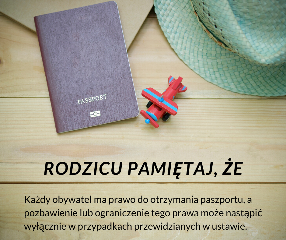 Wyrobienie paszportu bez zgody jednego z rodziców