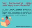 Koronawirus, a obniżenie alimentów
